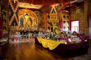 Maitreya at Thrangu